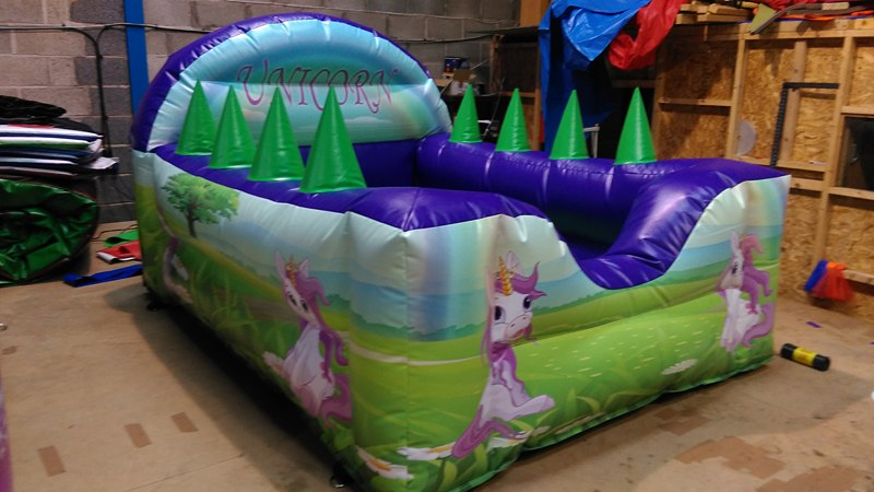 unicorn ball pool hire liverpool