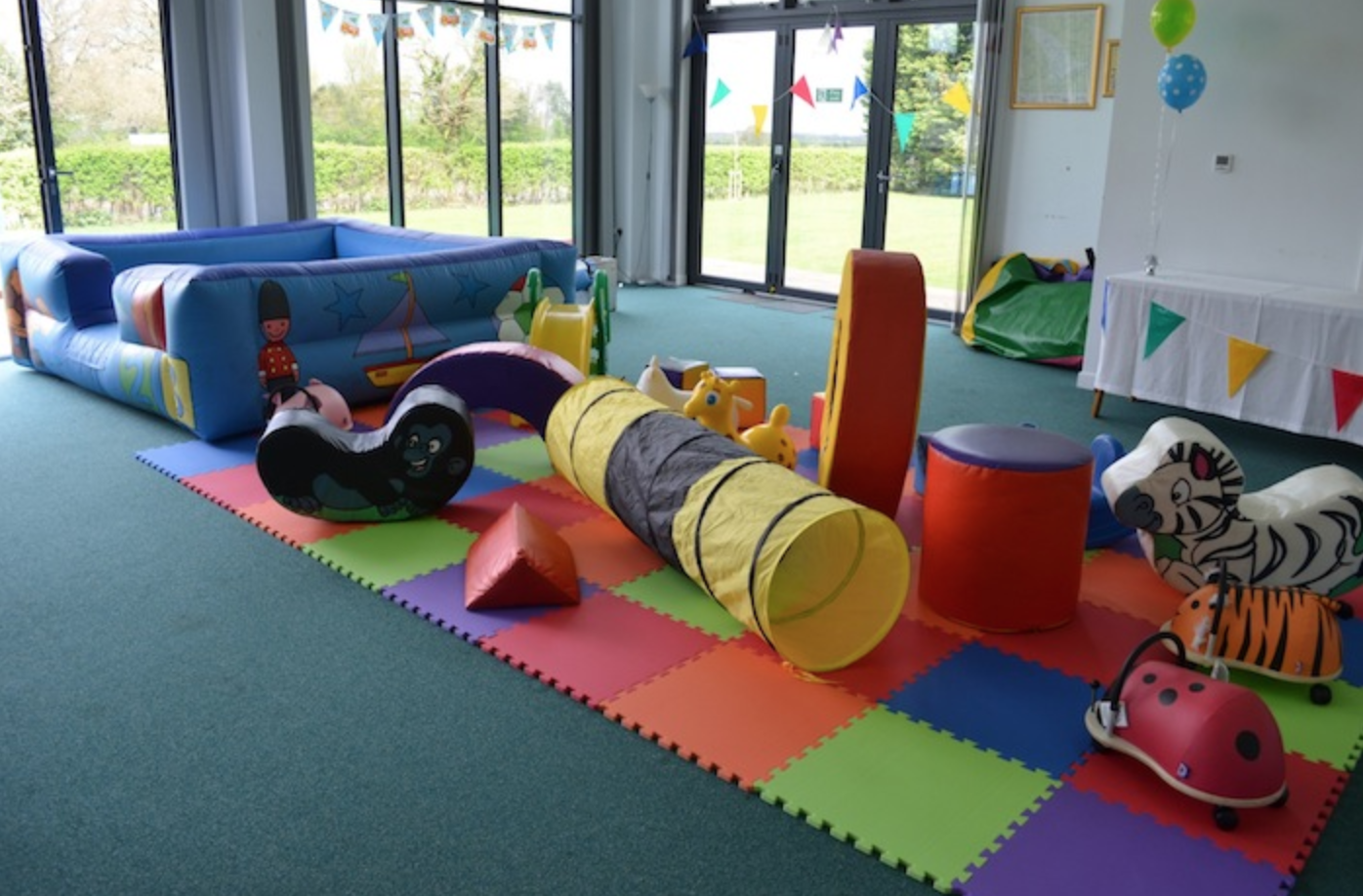 soft play hire Liverpool