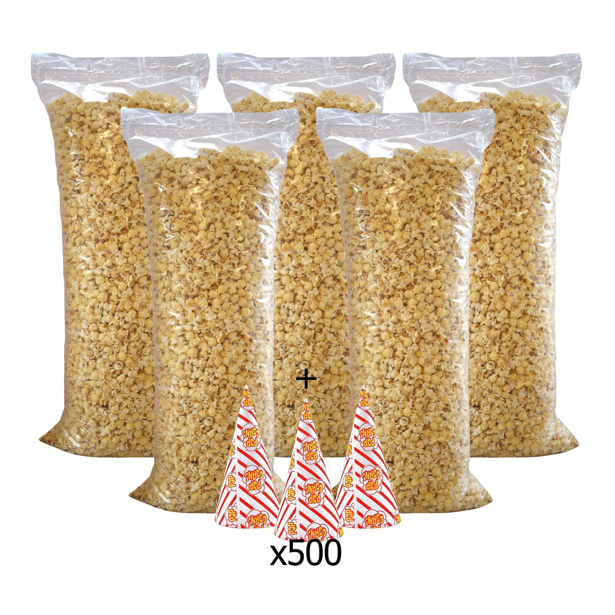 Popcorn Ready Made